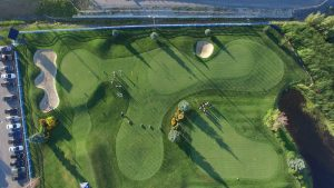 Versatile facility at Kevin Haime Golf Centre